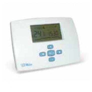 Tedenski termostat sobni termostat watts milux for Termostato lafayette istruzioni